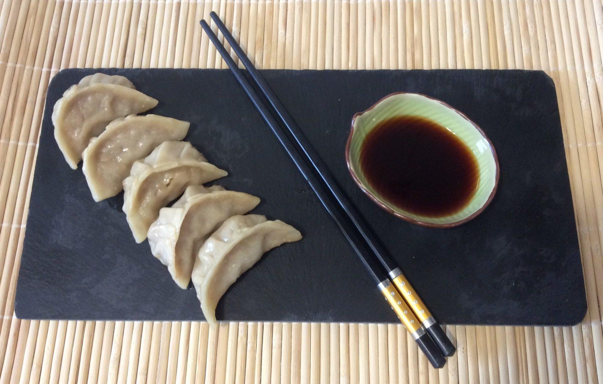 gyoza (ravioli giapponesi)